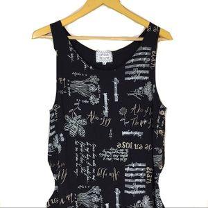 Garon Resort beach long maxi dress